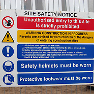Health and Safety Files