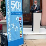 Scott White and Hookins - Celebrating 50 years