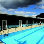 Wood Awards 2012 Gold Award and Structural Award - Hurlingham Club Outdoor Pool