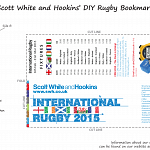 2015 Rugby fixture bookmark now available!